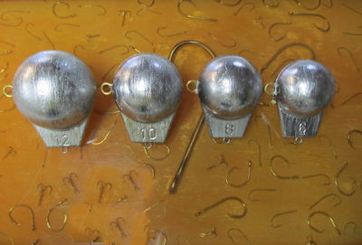 Downrigger Ball Sinkers - Grateful Lead
